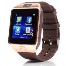 Смарт-часы Smart watch SDZ09 Коричневые (hub_fxTN39312)
