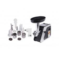 Електром'ясорубка SATURN ST-FP0095-Black 1600Вт Чорна (397391)