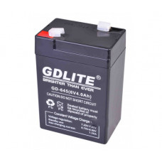 Аккумулятор GDLITE GD-645 6V 4.0Ah (0498)