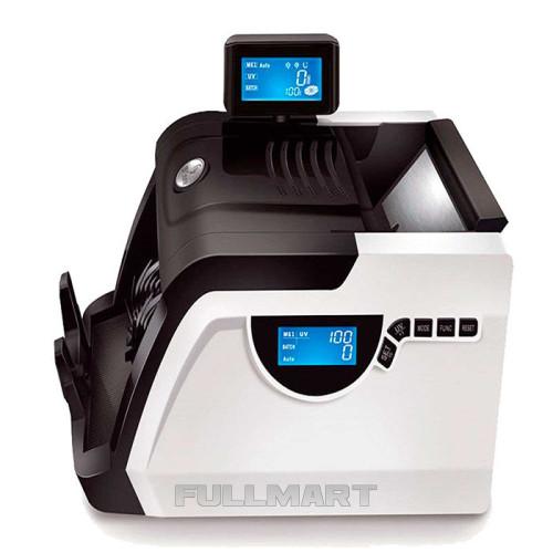 Счетная машинка для денег Bill Counter GR-6200 UV Черный с белым (0970)