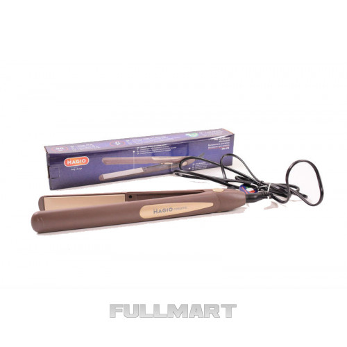 Щипцы для волос Magio MG-676 Коричневый (F00137986)