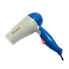 Фен Domotec MS-1390 1000 Вт Голубой с белым (gr_005374)