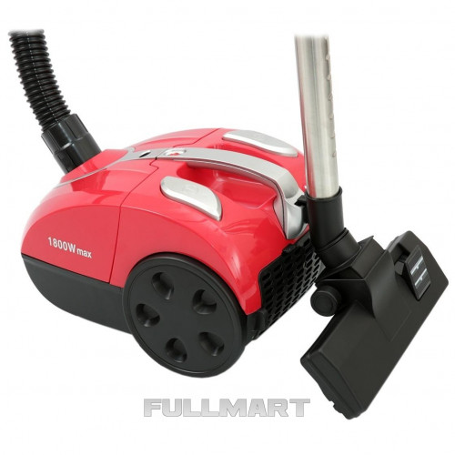 Пылесос для сухой уборки Rotex RVB18-E Red