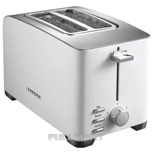 Тостер AURORA AU-3321 Белый (hub_pnoa60012)