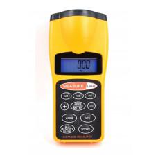 Лазерный дальномер TEST DISTANCE 3007 Желтый (1468)