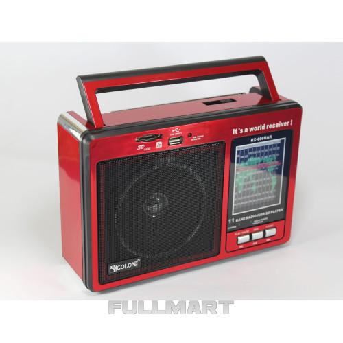 Радиоприемник MP3 GOLON RX-006 UAR с поддержкой (sp_0816)