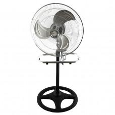 Вентилятор металлический-напольный  Rainberg Original RB-1801 3 в 1