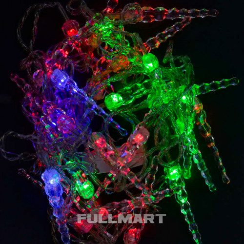 Светодиодная Гирлянда Adenki Сосулька Multicolor (2-С23451-61318)