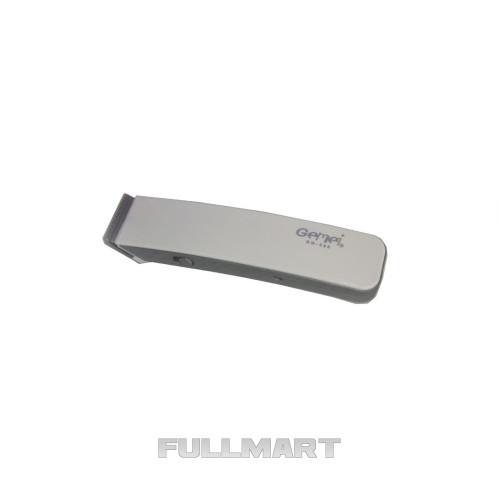 Машинка для стрижки Gemei GM-586 4 в 1 Серый