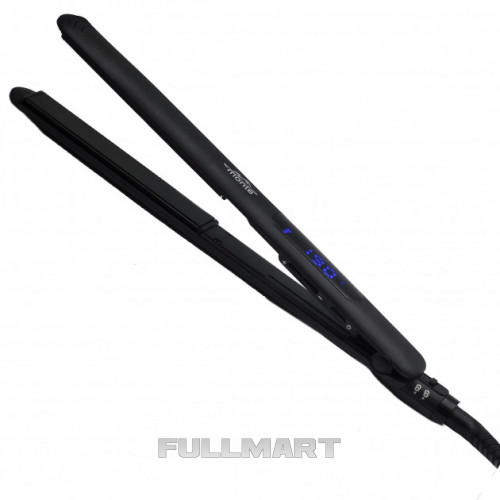 Плойка выравниватель для волос Monte MT-5152B Черный (FL-337)