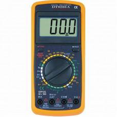 Цифровой профессиональный тестер мультиметр DT-9208A (45018 )