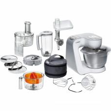 Кухонная машина Bosch MUM54251 900 Вт Белый с серебристым (5382243000)