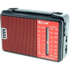 Радиоприемник GOLON RX-A08AC Red (005493)