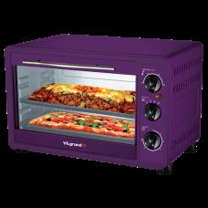 Электрическая печь ViLgrand VEO482 2000 ВТ на 48 л Фиолетовая (34-45300)