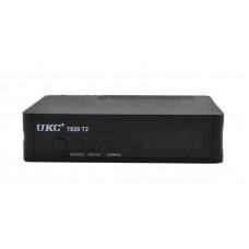 Тюнер цифровой UKC DVB-T2 7820 (gr_008094)