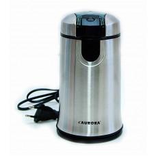 Кофемолка ножевая AURORA AU-348 150 Вт Серебристый (hub_hnqM78505)