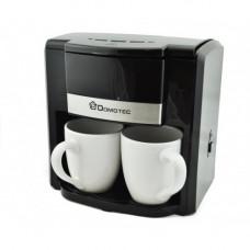 Капельная кофеварка DOMOTEC MS-0708 c керамическими чашками (sp4280)
