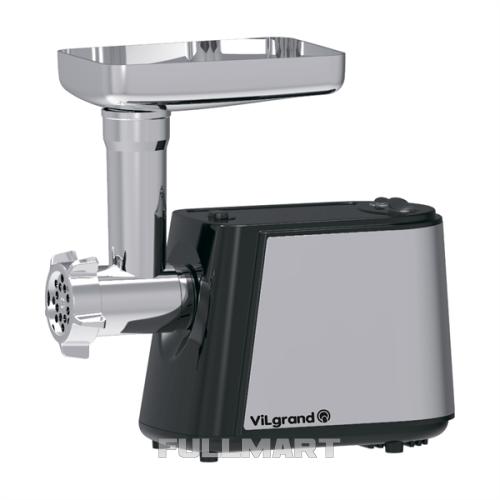 Мясорубка электрическая ViLgrand V228-СSMG 2200 Вт Черная (FL-358)