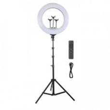 Кольцевая лампа RING LIGHT RL21 54 см LED на штативе