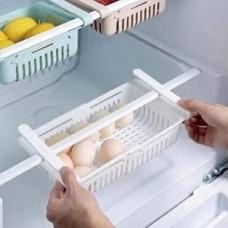 Органайзер-полка для холодильника strechable hanging storage rack