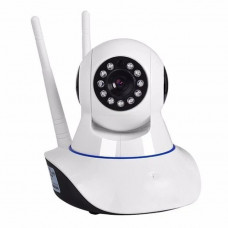 Беспроводная SMART IP камера, с датчиком движения и ночным видением