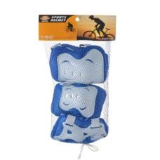 Детский комплект защиты наколенники, налокотники, защита запястей