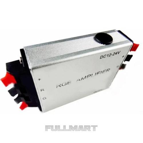 Усилитель напряжения RGB XM-01 для светодиодных лент