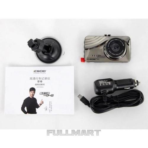 Видеорегистратор DVR E10 FullHD