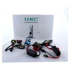 Комплект ксенона для автомобиля UKC Car Lamp H3 HID