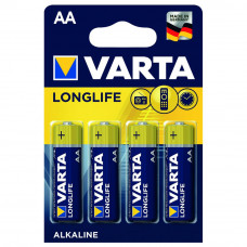 Батарейки Varta High Longlife AA Alkaline