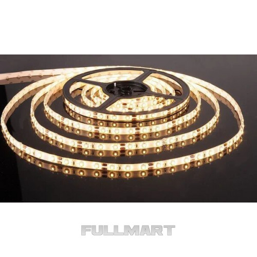 Светодиодная лента LED 3528 White 60R WW теплый белый