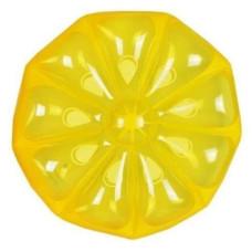 Пляжный надувной матрас Лимон 143 см