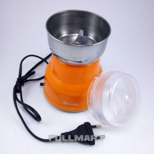 Электрическая кофемолка Domotec MS-1406 220V/150W с ротационным ножом