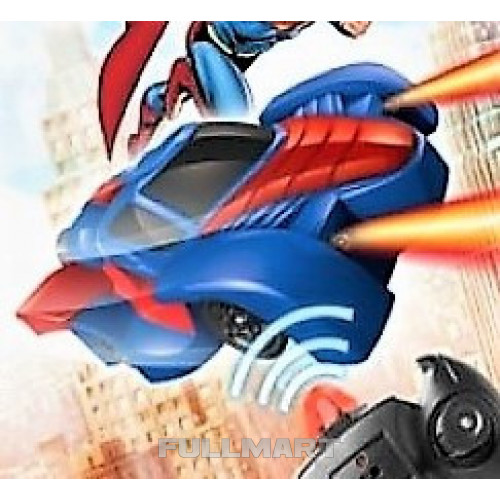 Антигравитационная машинка Heroes 3299   радиоуправляемая машинка с пультом ДУ ездит по стенам и потолку
