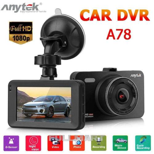 Автомобильный видеорегистратор Anytek А78 | авторегистратор | регистратор авто