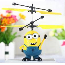 Интерактивная игрушка DIY летающий миньон HJ-388