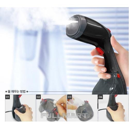 Ручной отпариватель для одежды Cas DF-019 steam brush