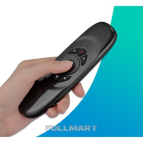 Клавиатура с гироскопом Android TV Smart Air Mouse I8