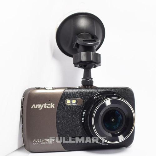 Автомобильный видеорегистратор Anytek B50H на 2 камеры | авторегистратор | регистратор авто