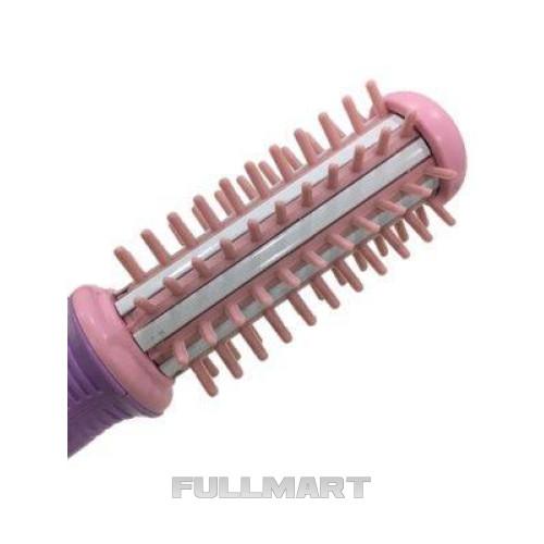 Мини расческа утюжок - выпрямитель hair curly mini для завивки и выпрямления волос