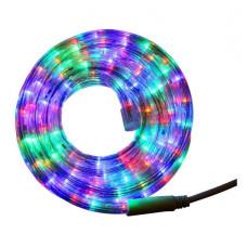 Гирлянда дюралайт, круглый шланг, RGB 10м,20м,50м,100м, с контролером на 220в