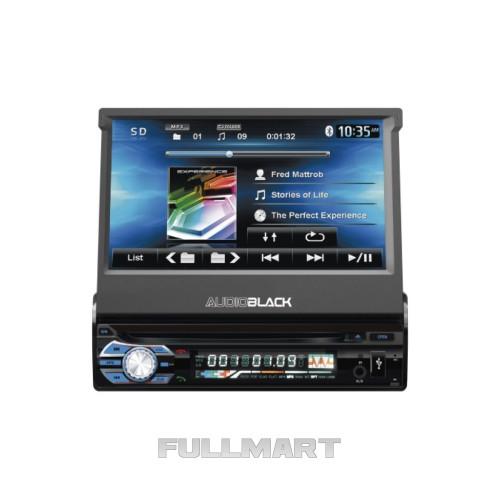 Автомагнитола 1DIN DVD-9505/9506 Android GPS с выезжающим экраном | автомобильная магнитола
