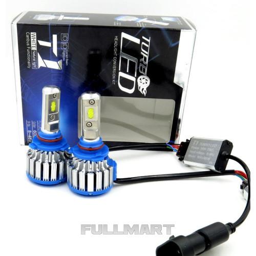 Светодиодные LED лампы T1-H7 для автомобиля| автомобильные лед лампы