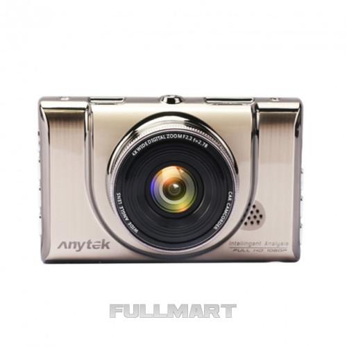 Автомобильный видеорегистратор Anytek A100-H на 2 камеры HDMI   авторегистратор   регистратор в авто