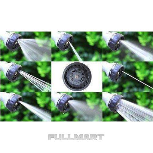 Шланг садовый поливочный X-Hose Magic Hose 30м 100FT с распылителем