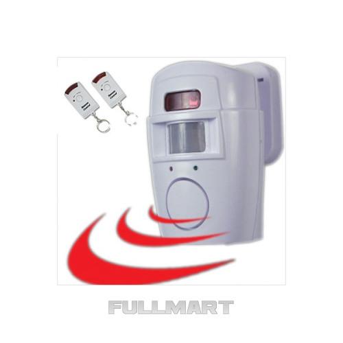 Сенсорная сигнализация с датчиком движения Sensor Alarm 105 2 пульта