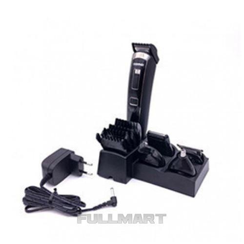 Машинка для стрижки с насадками Gemei GM-801 5 в 1
