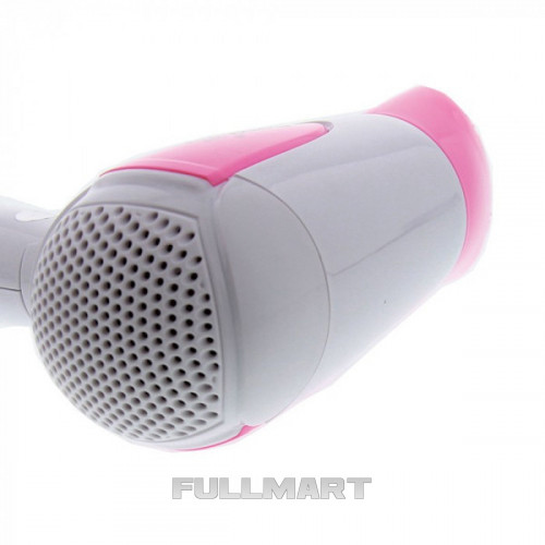 Фен для волос дорожный Gemei GM-1756