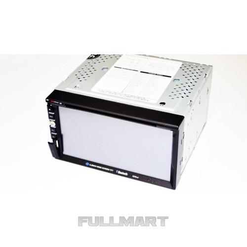 "Автомагнитола MP3 2DIN 6910 GPS USB (DVD)   Автомобильная магнитола   7"" экран GPS-Mp3-Dvd-Tv/Fm-тюнер"