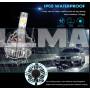 Светодиодные LED лампы S9 H4 для автомобиля | автолампы 6500K 4000lm Цоколь | лед автолампы